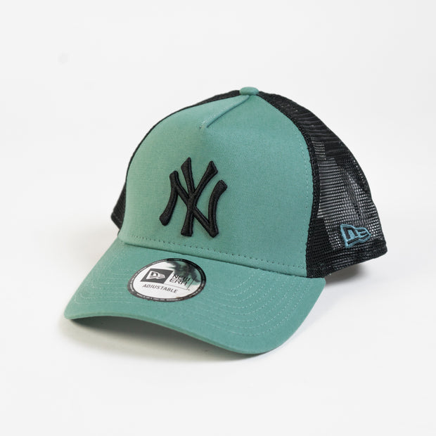 NY Yankees Trucker  9Forty AF Snapback