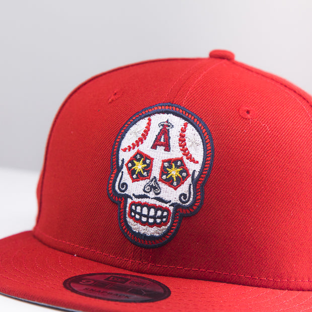 "New Era Los Angeles Angels ""Sugar Skull"" 9Fifty"