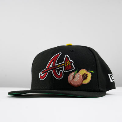 New Era 59Fifty Offset X Atlanta Braves