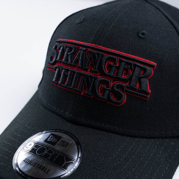 New Era Netflix Stranger Things 9FORTY Strapback