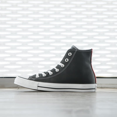 CTAS HI BLACK/RED/WHITE
