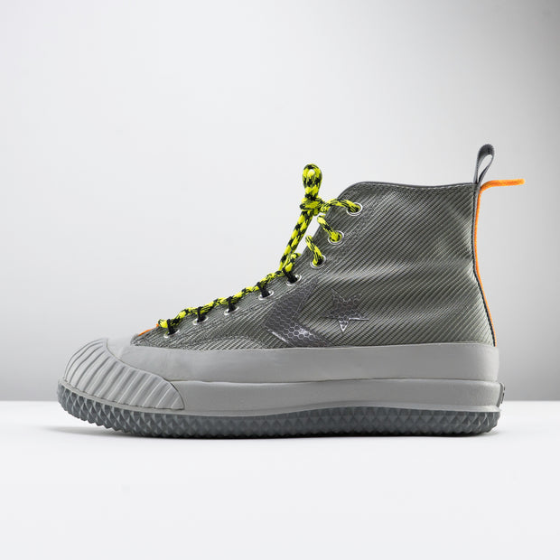 Metallic Vis Bosey MC High Top
