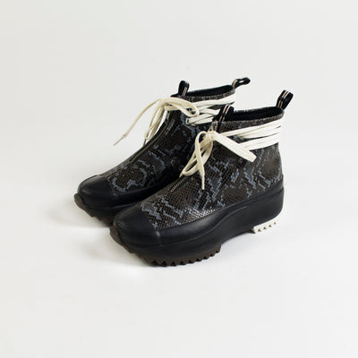 Converse Run Star Hike Zip 'Engine Smoke'