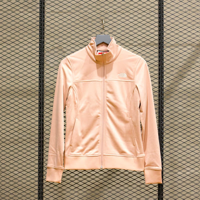 W ABC TRACK JACKET MISTY ROSE MISTY ROSE