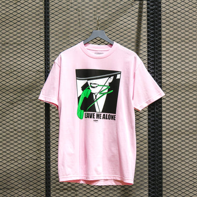 TELEPHONE T-SHIRT PINK