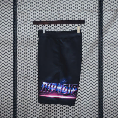 RAVE SWIM SHORTS BLACK