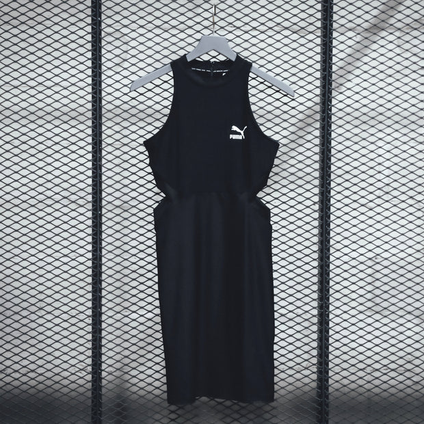CLASSICS CUT OUT DRESS PUMA BLACK