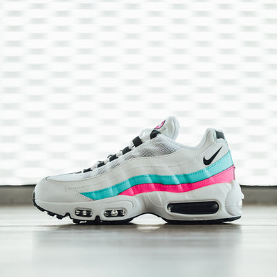 WMNS AIR MAX 95 WHITE/BLACK