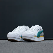 Roma Amor Heritage Wn's Puma White Heather-Teal Green