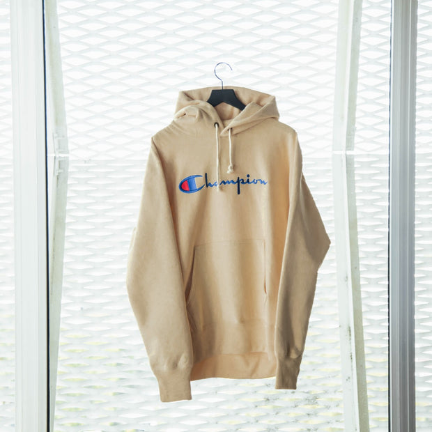 HOODED SWEATSHIRT WITH FULL CHEST LOGO