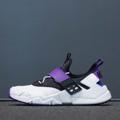 M NIKE AIR HUARACHE DRIFT PRM WHITE/HYPER GRAPE-BLACK