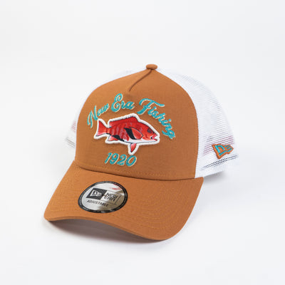 New Era Fishing Trucker 9Forty AF Snapback