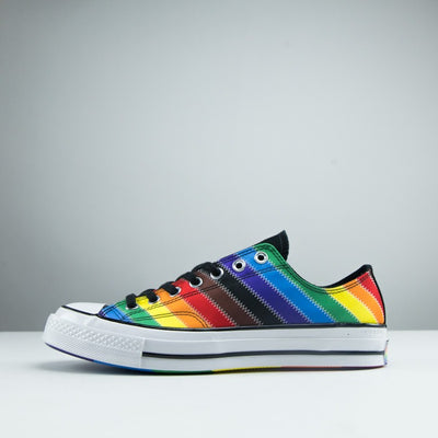 "Chuck 70 Low ""Pride Rainbow"""