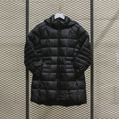 W TRANSIT JACKET II TNF BLACK