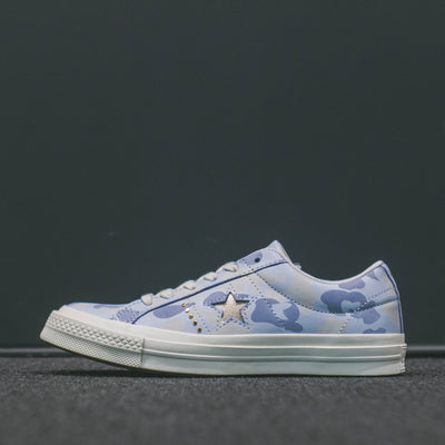 WMNS ONE STAR OX BLUE TINT/LIGHT GOLD/EGRET