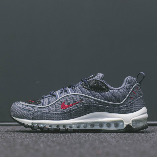 M NIKE AIR MAX 98 QS BLUE