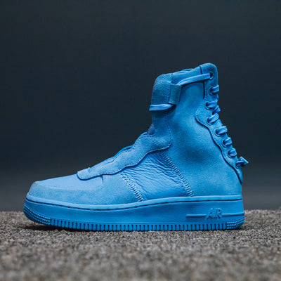 W AF1 REBEL XX LIGHT BLUE/LIGHT BLUE