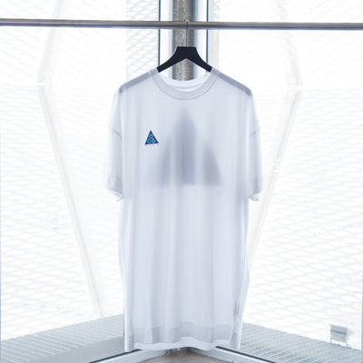 W NSW TEE CLTR ACG WHITE/LIGHT