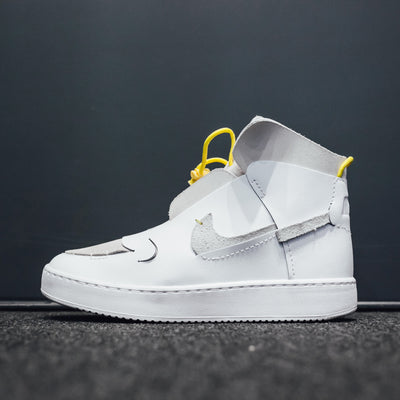 W NIKE VANDALISED WHITE/WHITE