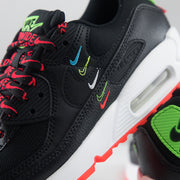 "Nike WOMENS Air Max 90 ""Worldwide Black"""