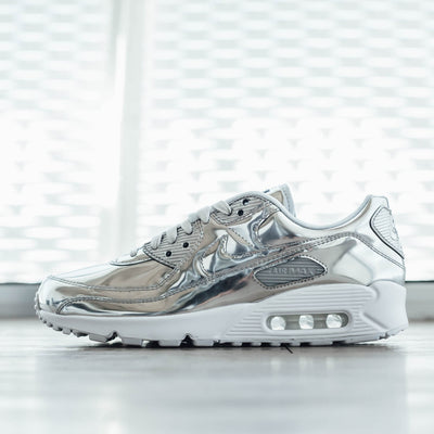 Womens Air Max 90 'Metallic Pack'