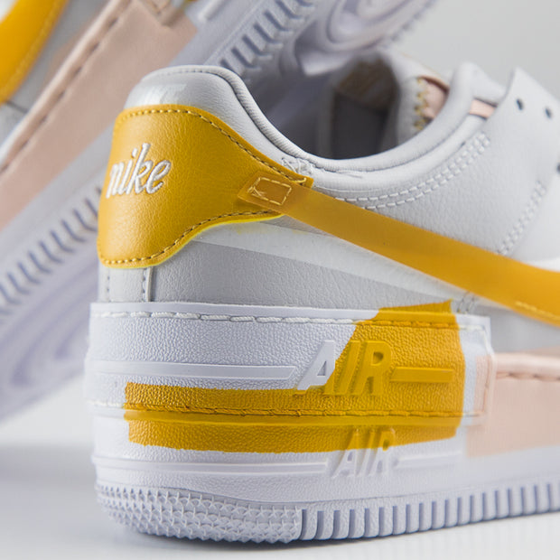 "Womens Air Force 1 Shadow ""Pollen Rise"""