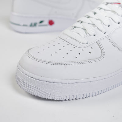 "Nike Air Force 1 Low ""Rose White"""