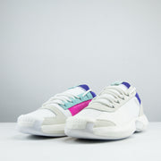 CRAZY 1 ADV NICEKICKS WHITE LINED-LINE GREEN