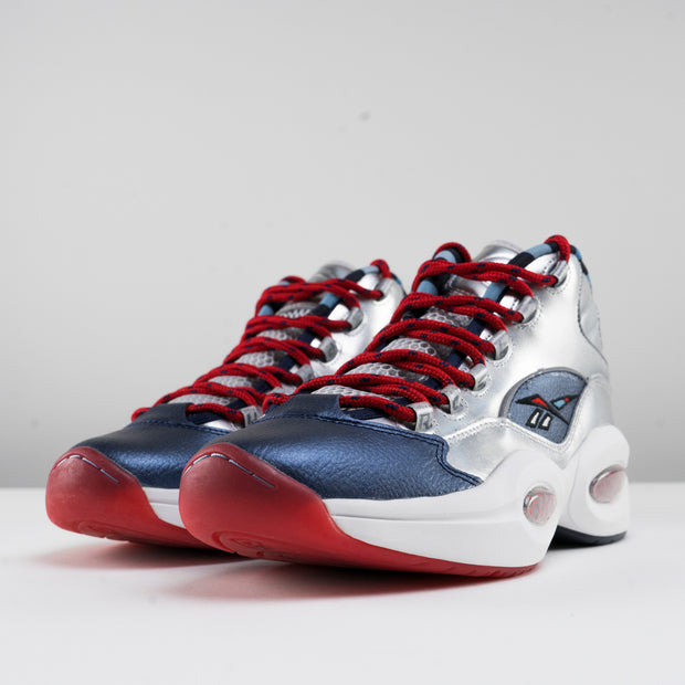 Reebok Question Mid Iverson x Harden