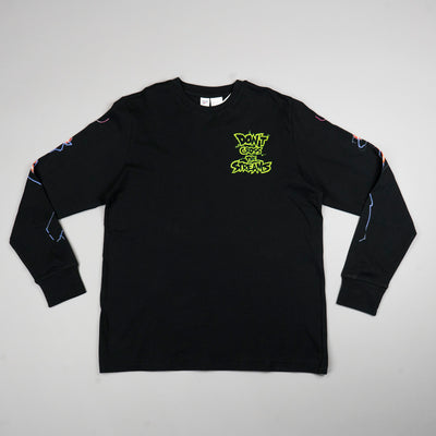 Reebok Ghostbusters Long Sleeve Tee