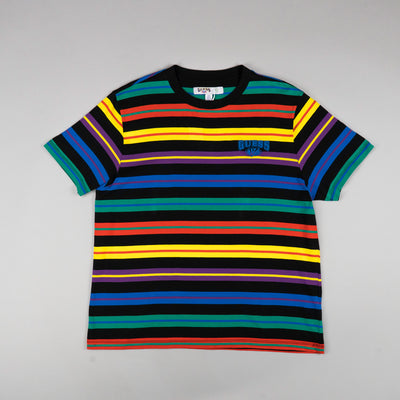 Mens SS Balvin Horizon Stripes Tee