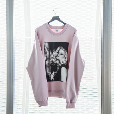 ANNA CREW SWEATSHIRT CHARMING PURPLE