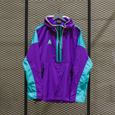 NSW JKT HD WVN ACG HYPER GRAPE/HYPER JADE/BARELY VOLT