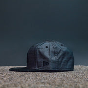 NEW ERA 59FIFTY FITTED CAP TNF BLACK REFLECTIVE