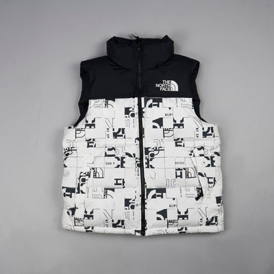 1996 RETRO NOVELTY NUPTSE VEST