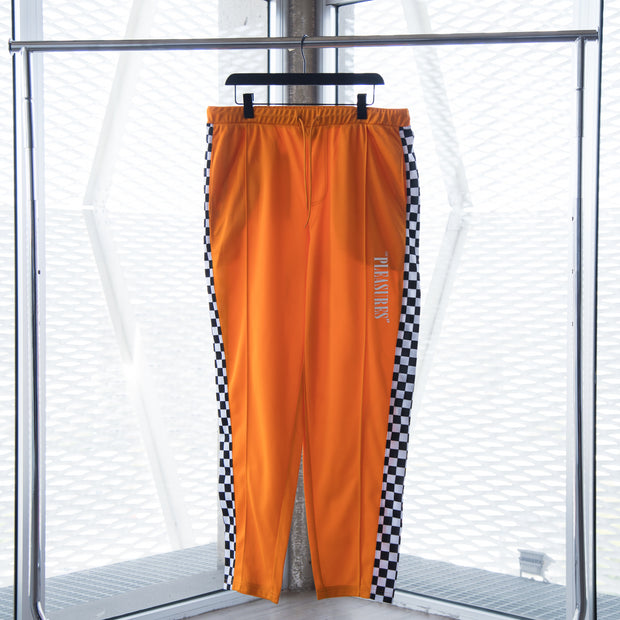 Pleasures Checker Track Pant