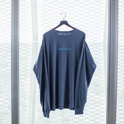 Blurred Long Sleeve Tee