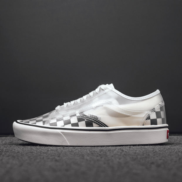 "Vans UA Comfycush Slip-Skool ""Checkerboard"""