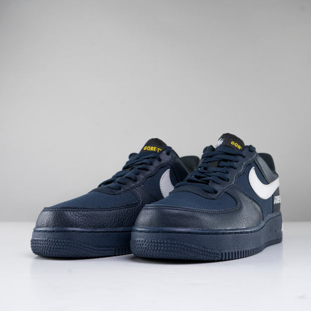 "air force 1 low gore-tex ""obsidian"""
