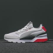 RS-0 WINTER INJ TOYS PUMA WHITE-HIGH RISK RED