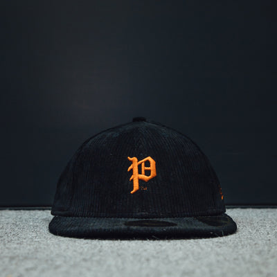 COOPERSTOWN CORD LP 5950 PHIPHICO BLACK