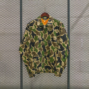 NERMAL CAMO COACH JACKET  ARMY CAMO - LACES STORE