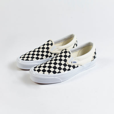 Vans Og Classic Slip-on Lx CHECKERBOARD