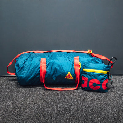 M ACG PACKABLE DUFF GEODE TEAL