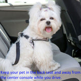 2 PACK DOG / CAT SEAT BELT EASY-PROTECT