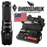 20000lm Genuine Shadowhawk X800 Flashlight L2 LED Military Tactical Torch 18650