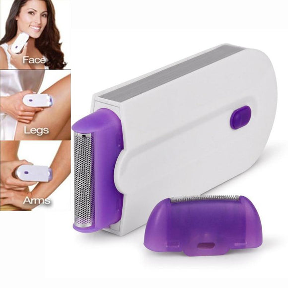 Electric Hair Remover- Cordless USB Rechargeable Epilator