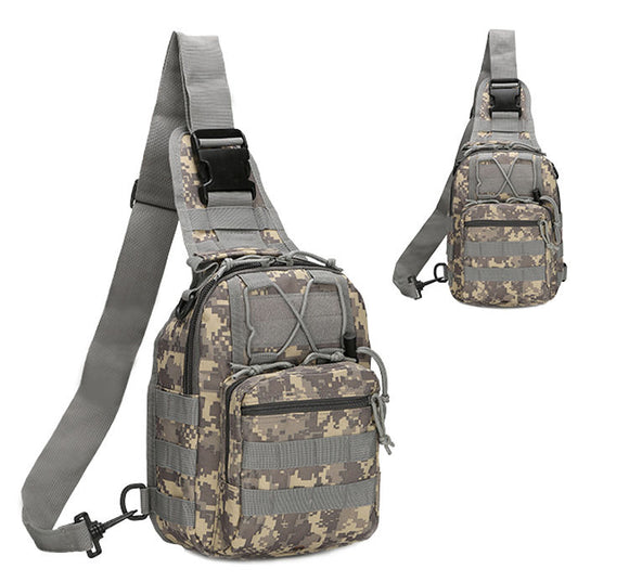 Shoulder Military Backpack