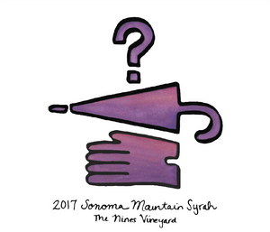 "2017 Syrah ""The Nines"" Sonoma Mountain"