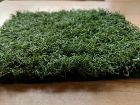Recycled Turf Close Up